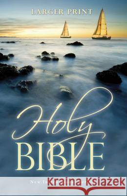 Larger Print Bible-NIV Biblica 9781563207211