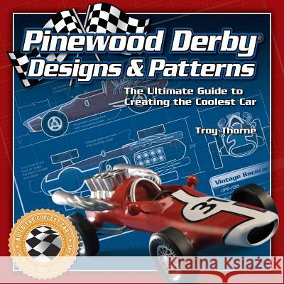 Pinewood Derby Designs & Patterns  9781565233416