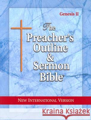 Preacher's Outline & Sermon Bible-NIV-Genesis 2: Chapters 12-50 Leadership Ministries Worldwide 9781574070927