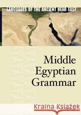 Middle Egyptian Peter Beylage   9781575069777