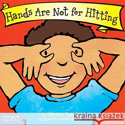 Hands Are Not for Hitting Martine Agassi Marieka Heinlen 9781575422008