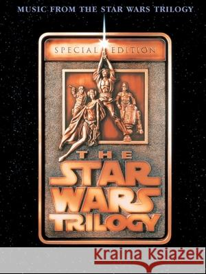 Music from the Star Wars Trilogy Special Edition: Piano/Vocal/Chords John Williams 9781576239537 Alfred Publishing Company