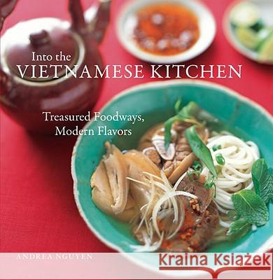 Into The Vietnamese Kitchen Andrea Quynhgiao Nguyen Leigh Beisch Bruce Cost 9781580086653