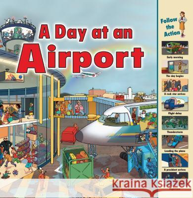 A Day at an Airport  9781580138017