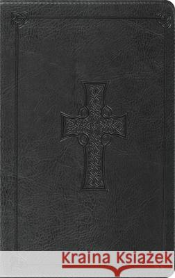 Thinline Bible-ESV-Celtic Cross Design Crossway Books 9781581346541 Crossway Books
