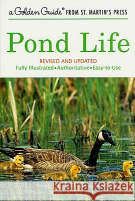 Pond Life: Revised and Updated George K. Reid Herbert Spencer Zim Tom Dolan 9781582381305