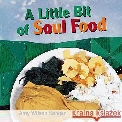 A Little Bit of Soul Food Amy Wilson Sanger 9781582461090 Tricycle Press