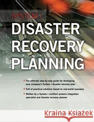 System i Disaster Recovery Planning Richard Dolewski 9781583470671