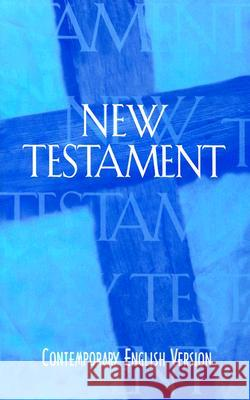 Outreach New Testament-Cev American Bible Society 9781585160518