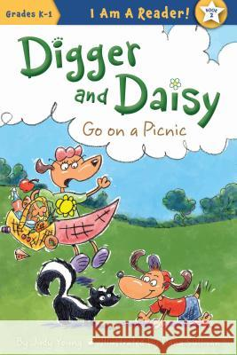 Digger and Daisy Go on a Picnic Judy Young Dana Sullivan 9781585368440