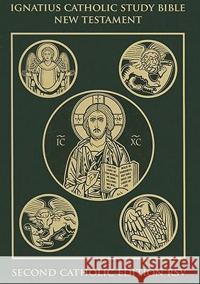 Ignatius Catholic Study New Testament-RSV Scott Hahn 9781586172503