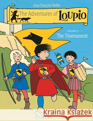 The Tournament Jean-Francois Kieffer 9781586178536