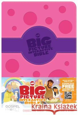 Big Picture Interactive Bible-HCSB B&h Editorial                            Heath McPherson 9781586406400