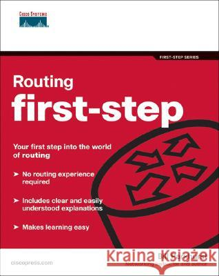 Routing First-Step Bill Parkhurst 9781587201226