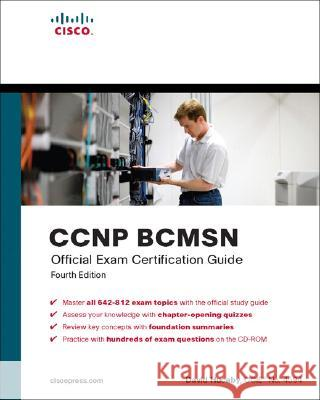 CCNP BCMSN Official Exam Certification Guide [With CDROM] Hucaby, David 9781587201714