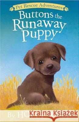 Buttons the Runaway Puppy Holly Webb Sophy Williams 9781589251854 Tiger Tales