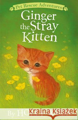 Ginger the Stray Kitten Holly Webb Sophy Williams 9781589254640 Tiger Tales