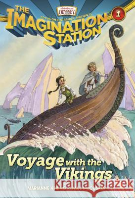 Voyage with the Vikings Paul McCusker Marianne Hering 9781589976276