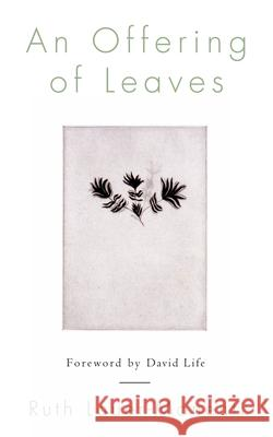An Offering of Leaves Ruth Lauer-Manenti 9781590561508 Lantern Books