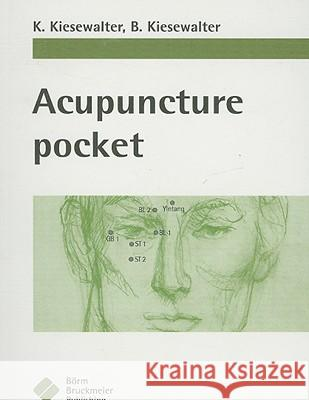 Acupuncture Pocket K. Kiesewalter 9781591032489