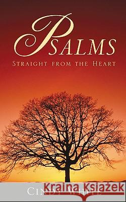 Psalms Straight From the Heart Cindy White 9781591601852