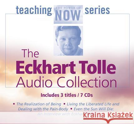 The Eckhart Tolle Audio Collection - audiobook Eckhart Tolle 9781591790037