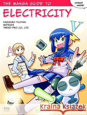 The Manga Guide to Electricity  9781593271978