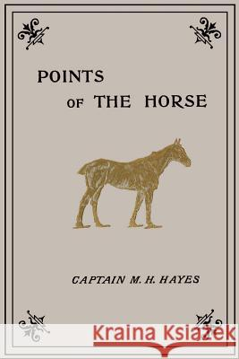 Points of the Horse M. Horace Hayes J. H. Oswald Brown 9781593330002