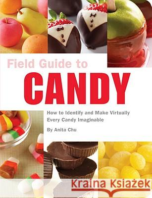 Field Guide to Candy: How to Identify and Make Virtually Every Candy Imaginable  9781594744198