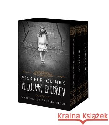 Miss Peregrine's Peculiar Children Boxed Set Riggs, Ransom 9781594748905