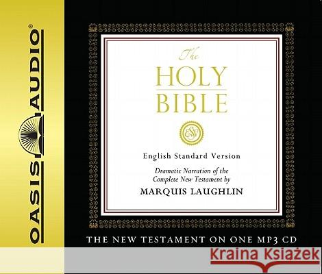 New Testament-ESV - audiobook Various 9781598593068