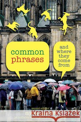 Common Phrases: & Where They Cpb Myron Korach John Mordock 9781599213071