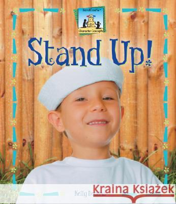 Stand Up! Kelly Doudna 9781599287423