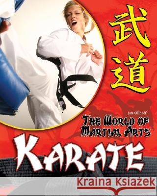 Karate Jim Ollhoff 9781599289779