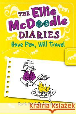 Ellie McDoodle: Have Pen, Will Travel Ruth McNally Barshaw 9781599907154