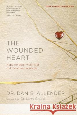 The Wounded Heart: Hope for Adult Victims of Childhood Sexual Abuse Dr Dan B. Allender 9781600063077