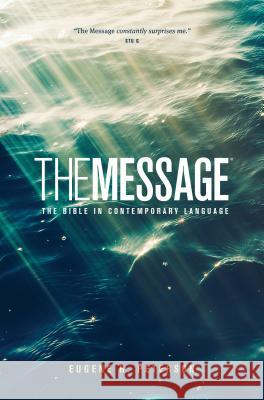 The Message Ministry Edition  9781600065941