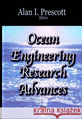 Ocean Engineering Research Advances  9781600217777
