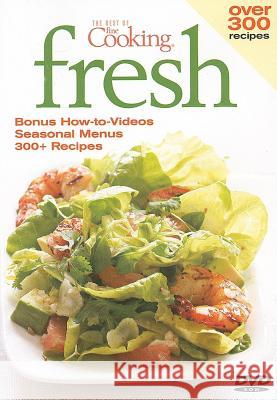 The Best of Fine Cooking Fresh Editors of Fine Cooking 9781600850677