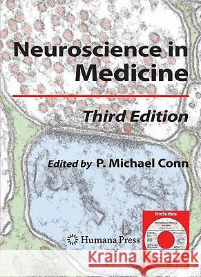 Neuroscience in Medicine [With CDROM] P. Michael Conn 9781603274548 Humana Press