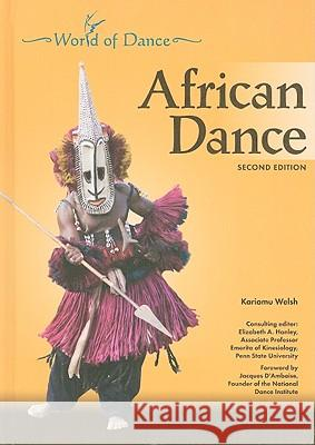 African Dance Kariamu Welsh Consulting Editor Elizabet 9781604134773