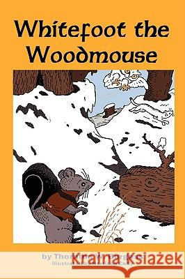 Whitefoot the Woodmouse Thornton W. Burgess Harrison Cady 9781604597523 Flying Chipmunk Publishing