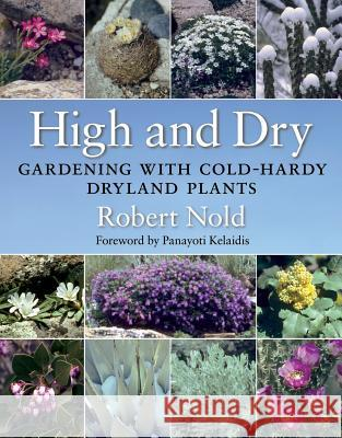 High and Dry: Gardening with Cold-Hardy Dryland Plants Robert Nold 9781604694475