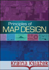 Principles of Map Design Judith A. Tyner   9781606235447