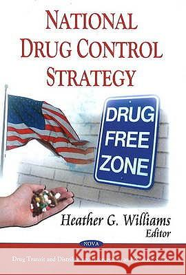 National Drug Control Strategy  9781606925539