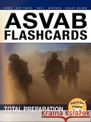ASVAB Armed Services Vocational Aptitude Battery Flashcards Sharon A. Wynne 9781607871163