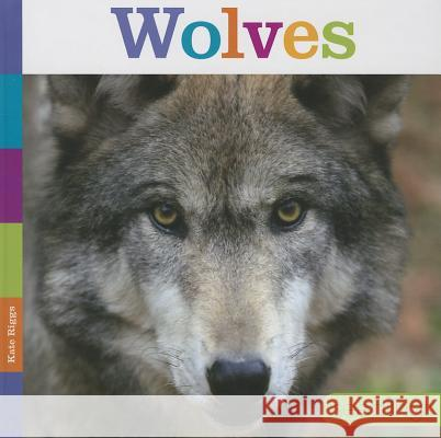Wolves Kate Riggs 9781608183456