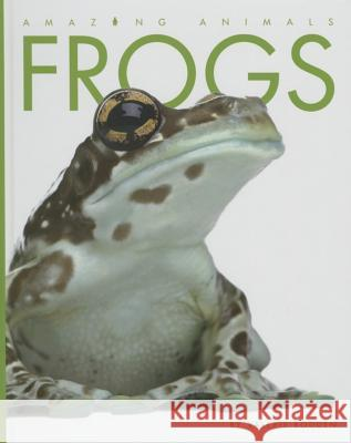 Frogs Valerie Bodden 9781608186112 Creative Education