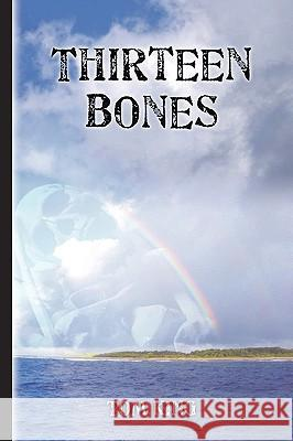 Thirteen Bones Tom King 9781608441853