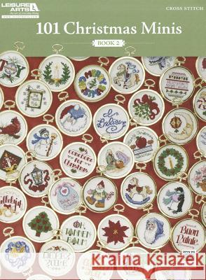 101 Christmas Minis, Book 2 Kooler Design Studio 9781609001483